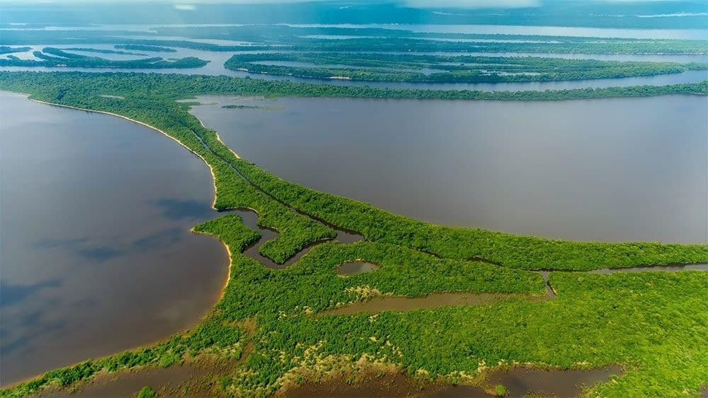 ТОП 10 самых длинных рек в мире