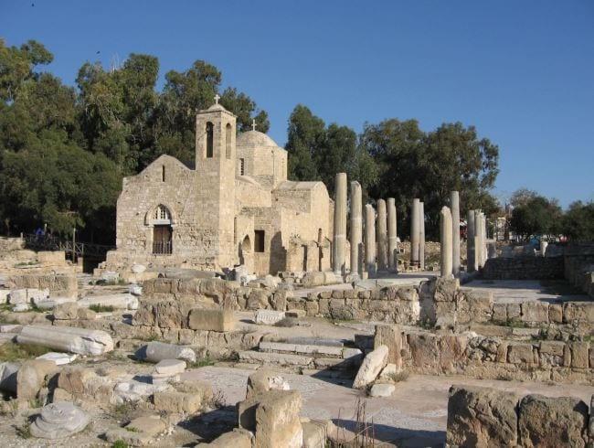 Туризм в Европе удивительный отпуск на Кипре 2