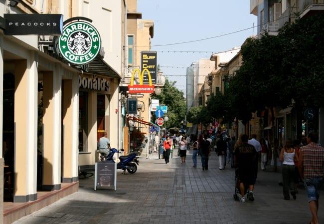 Туризм в Европе удивительный отпуск на Кипре 5