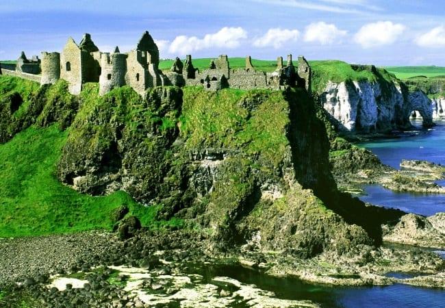 15 веков крепости Данлюс