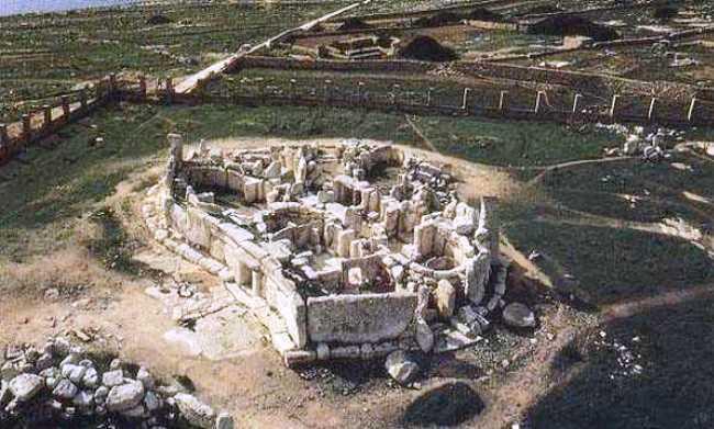 Гигантские башни Джгантия