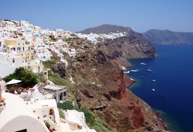 Греческий остров нереальных размеров 4