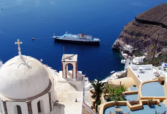Греческий остров нереальных размеров 5