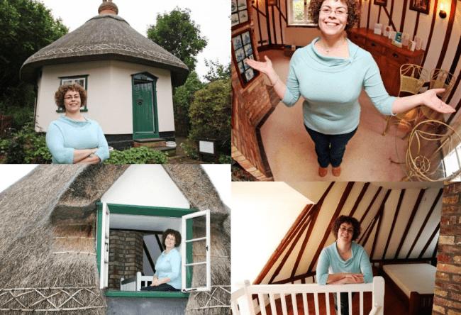 Дом самого маленького размера 5