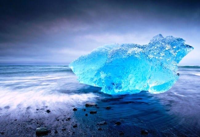Ледниковая лагуна Исландии  озеро Екюльсаурлоун 5