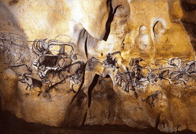 Пещера Шове возрастом более тридцати тысяч лет 3