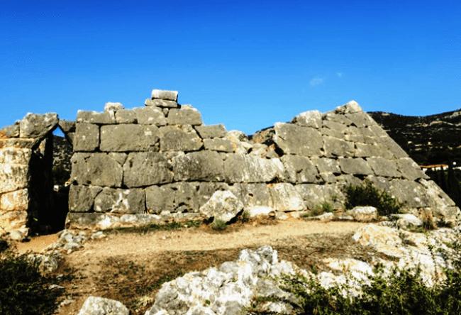 Пирамиды Греции 4