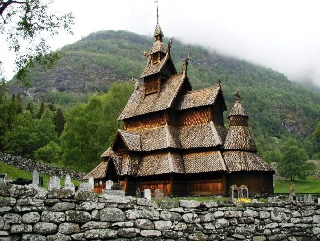 Страна троллей и гномов  Норвегия 2