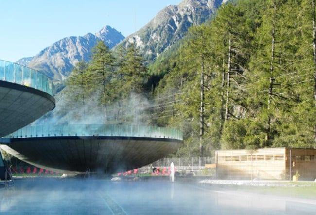 Термальные воды Австрии 2