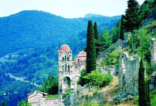 Церковь Святой Теодоры в Аркадии 2