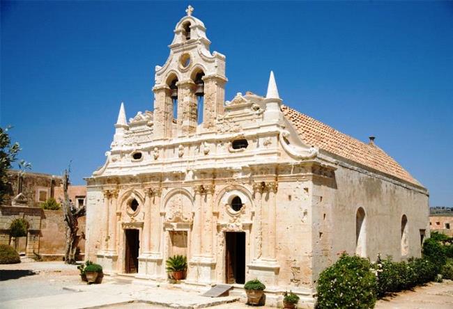 Церковь Святой Теодоры в Аркадии 5