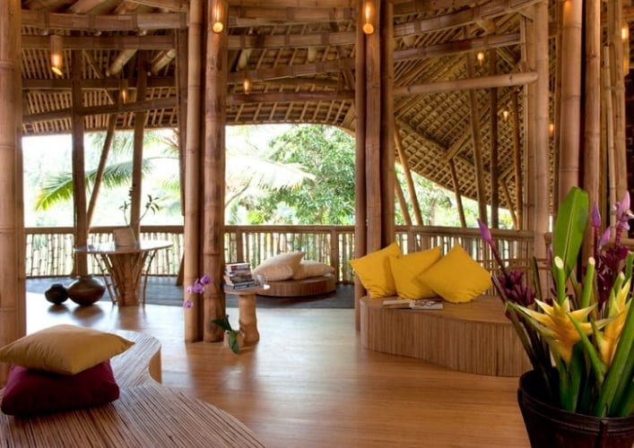 Бамбуковый дом 3