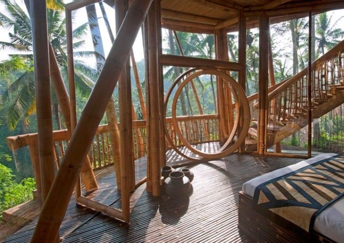 Бамбуковый дом 4