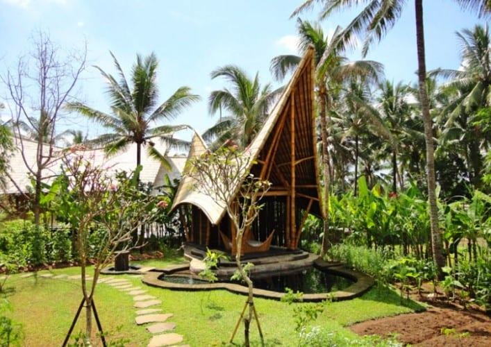 Бамбуковый дом 5