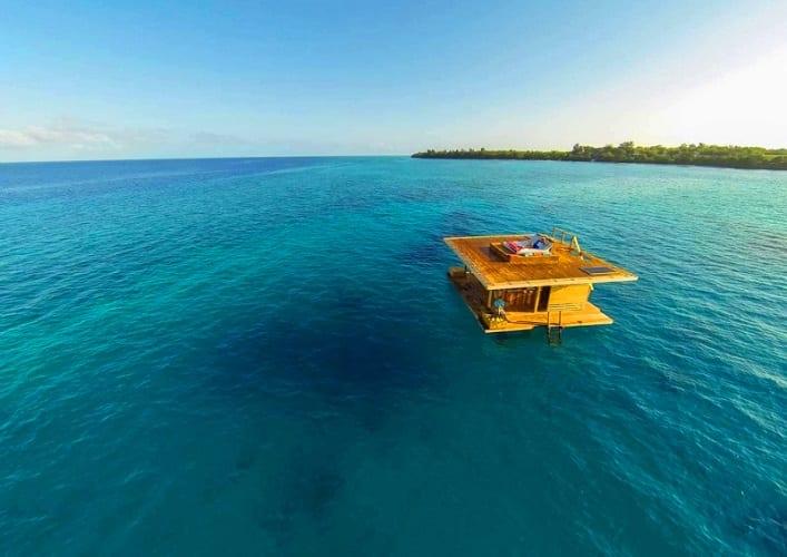 Подводный отель 3