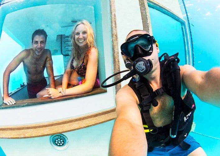 Подводный отель 5