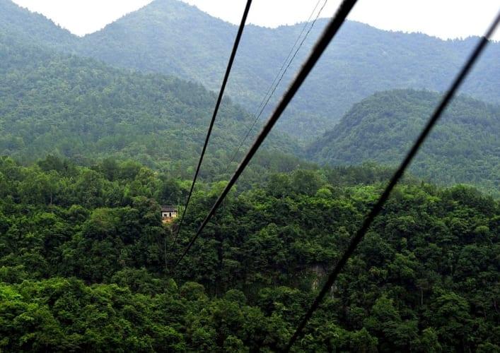 Путешествие по Азии: китайская деревушка Юшань