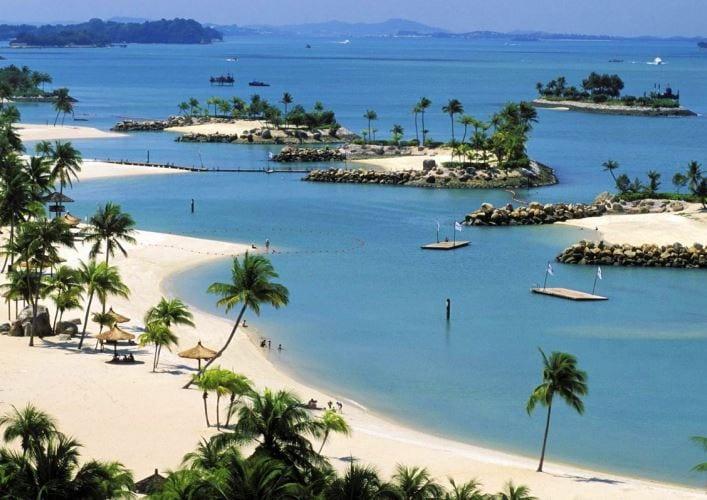 Остров Сентоза 2