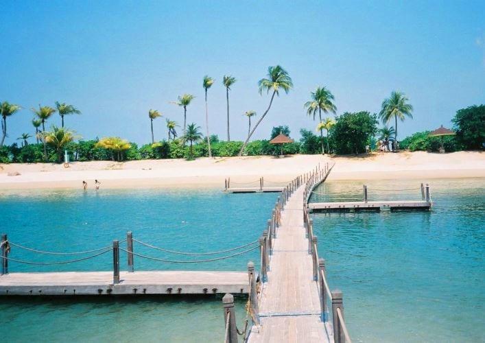 Остров Сентоза 5