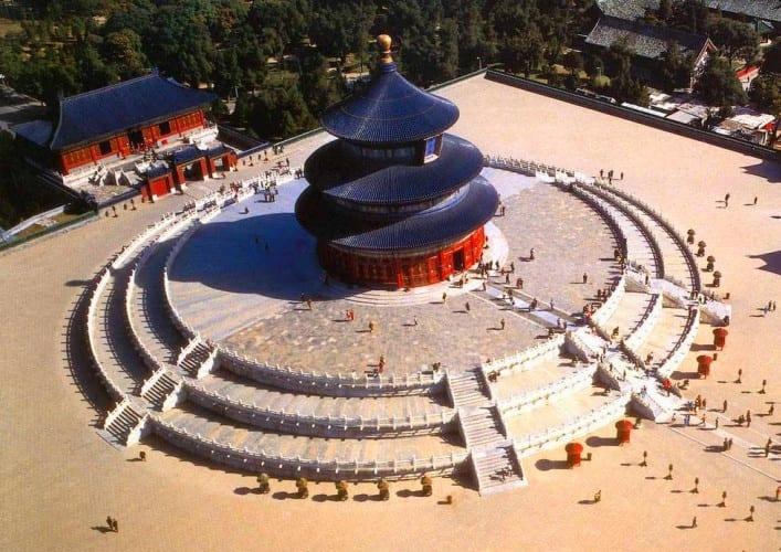 Храм Неба Хуаньцю 2