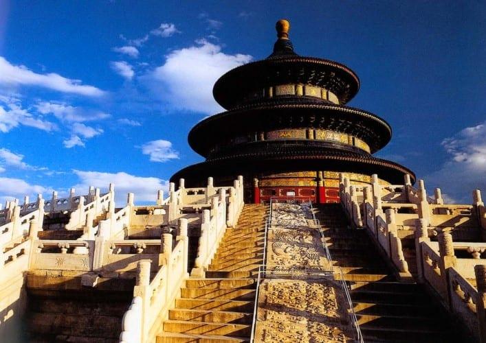 Храм Неба Хуаньцю 3
