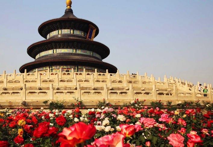 Храм Неба Хуаньцю 5