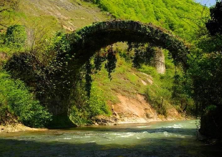 Беслетский мост 3
