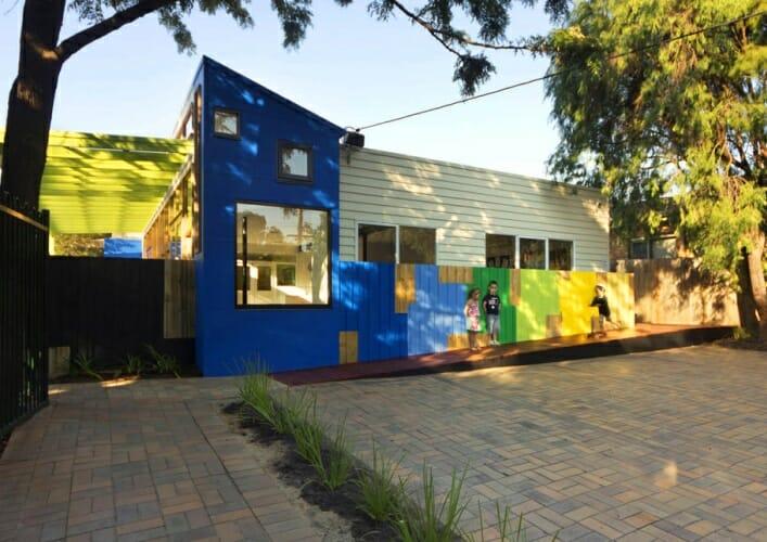 Детский сад Мельбурна 5