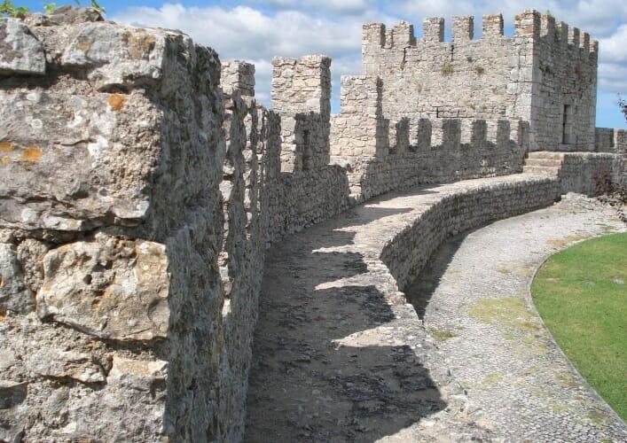 Замок Монтемор 2