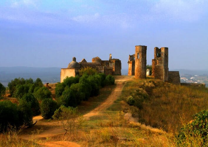 Замок Монтемор 5