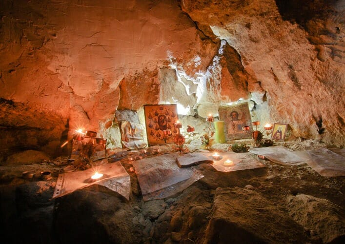 Пещеры Сьяны 4