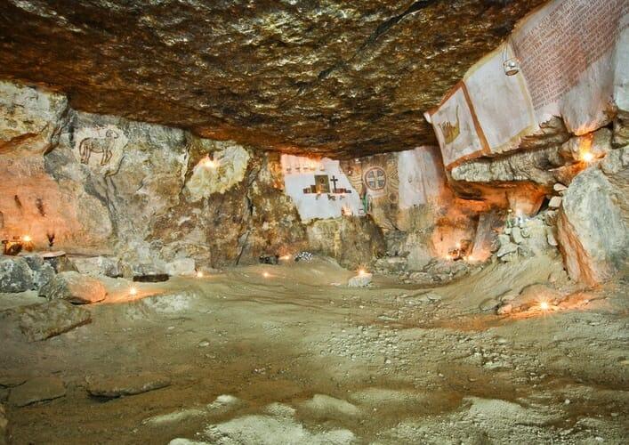 Пещеры Сьяны 5