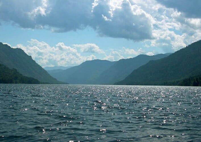 Телецкое озеро 3