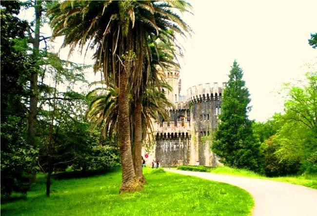Испания. Бутронский замок: от разбоя до сказки