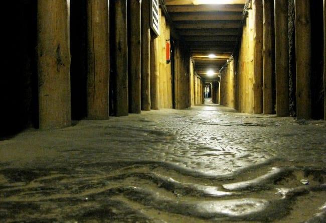 1466.ев.Соляная шахта в Величке  4