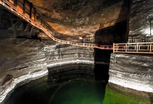 1466.ев.Соляная шахта в Величке  5