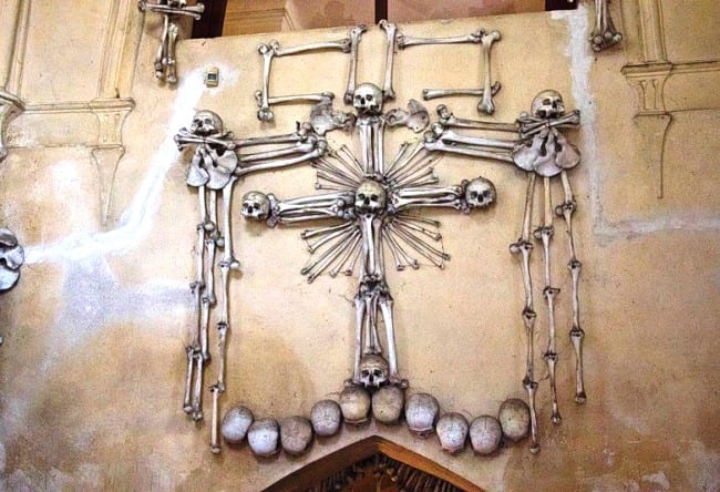 1473.ев. Kostnice v Sedlci в Кунта Гора 4