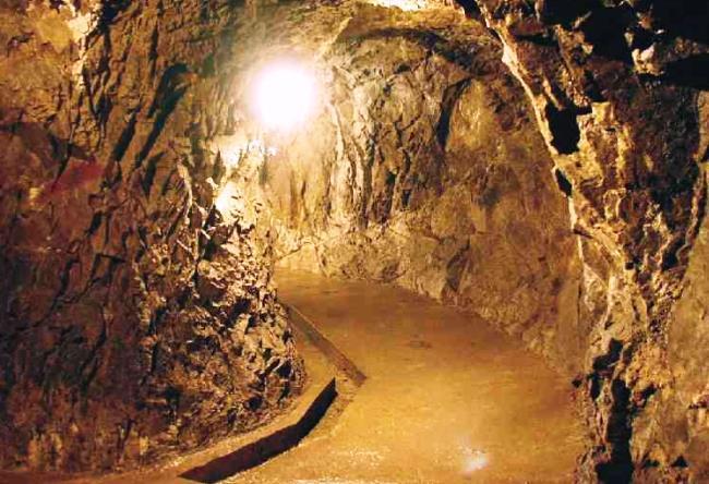 Таинственные чешские катакомбы в Йиглава