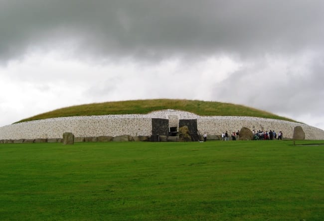 Ирландия древний Ньюгрейндж 3 1494.ев