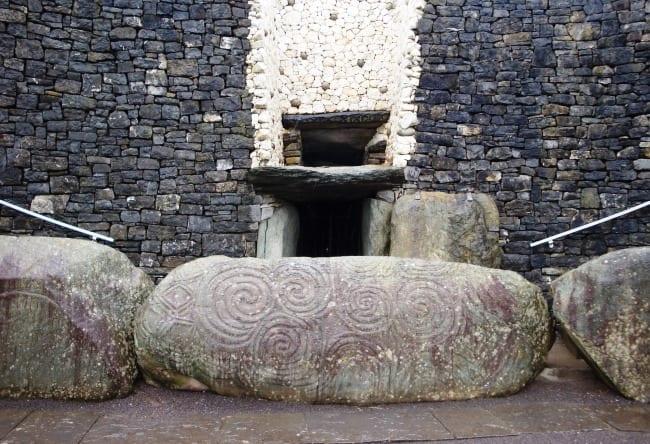 Ирландия древний Ньюгрейндж 4 1494.ев
