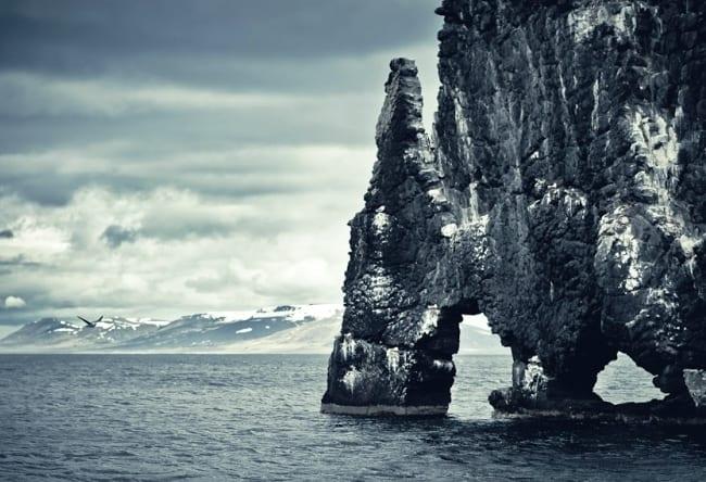 Монстр из камня – скала Хвитцеркур