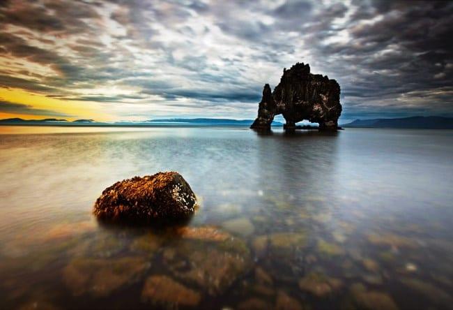 Монстр из камня  скала Хвитцеркур 4