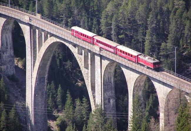 Ретийская железная дорога 3