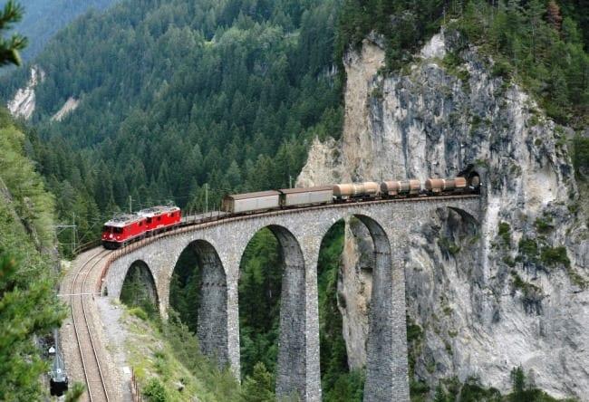 Ретийская железная дорога 5