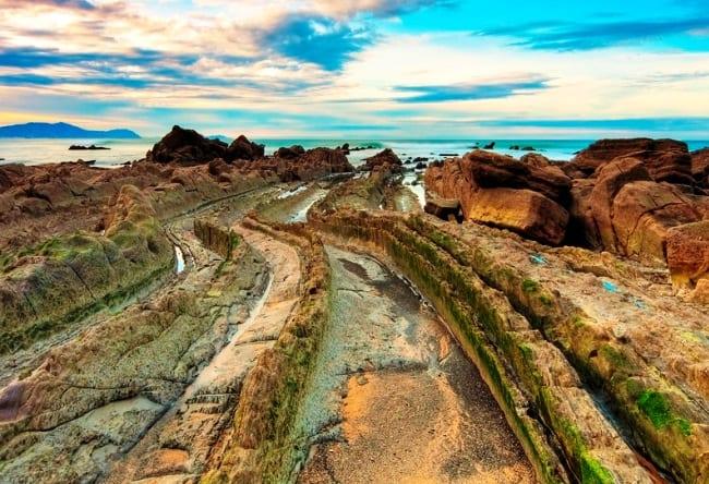 Хребет дракона у берегов Баррика 2