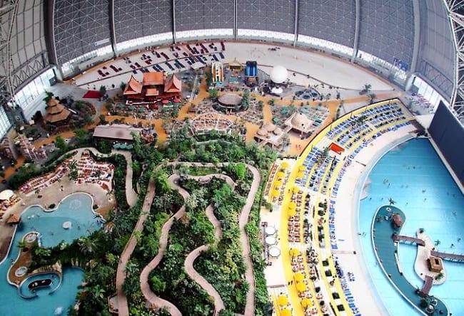 Тропический остров под куполом 4