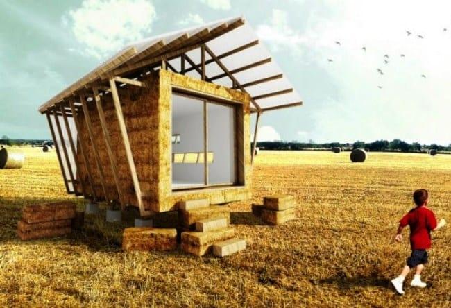 Экологически чистый дом  Гнездо 3