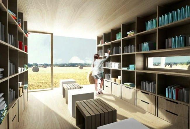 Экологически чистый дом  Гнездо 4