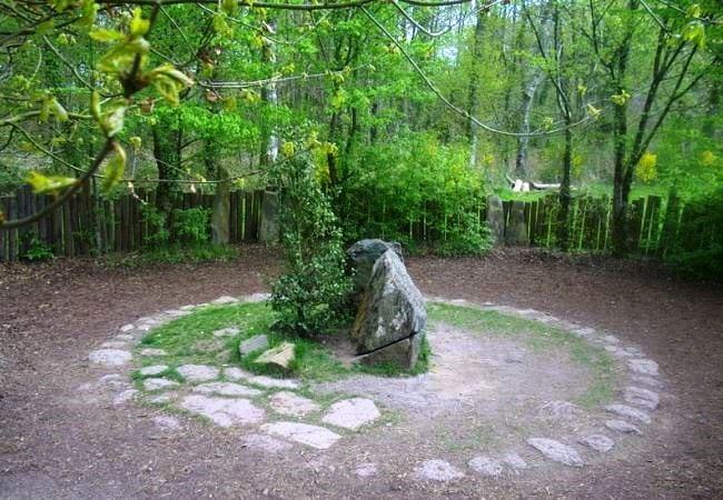Броселианд – лес Мерлина и Артура
