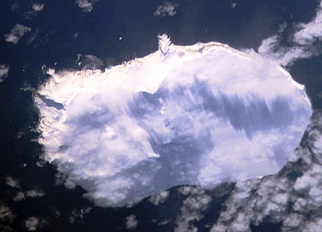 Загадочный норвежский остров - Буве